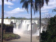 Brazilië. De watervallen van Iquazu. Natuur kick!