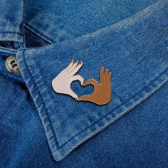 We know pins won't save the world, but wearing them might make us feel better. All profits made will be donated to Amnesty International. Christmas List 2016, Bag Pins, Lapel Pins, Equality, Patches, Amnesty International, Ship, Nifty, Feel Better