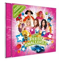 Studio 100 cd- feestknallers 2 6.99