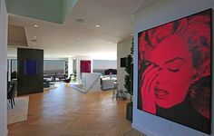 8931 St. Ives Drive | Sunset Strip - Contemporary Art #MarilynMonroe | dD