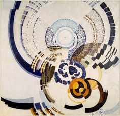 Frantisek Kupka, Autour d'un point, 1911-1930