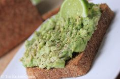 The Kitchen Shed - Clean Eating Houmous Avocado Toast