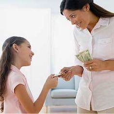 Teaching Children About Money and Financial Literacy ~ Let Them Earn While They Learn!
