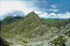 The Cwm Bochlwyd Horseshoe – even better than Crib Goch (yes, really!)