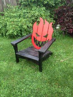 Spitfire adirondack muskoka chair