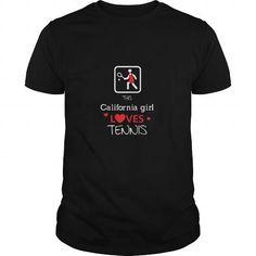 I Love This girl  cali tennis for you Shirt; Tee