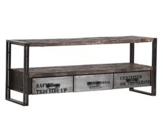Dressoir industrieel, B 150 cm | Westwing Home & Living