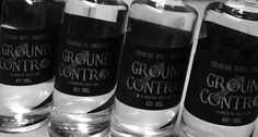 Ground Control 4 new Belgian Gins ❤️