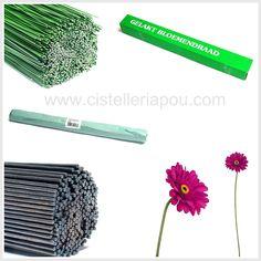 Alambre para flores, alambre de floristería, alambre profesional 1, Wire, Beading, News, Flowers