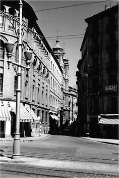 Zaragoza, Old Photography, Old Pictures, Past, Space, Cities, Travel