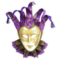 Venetian Mask Mardi Gras