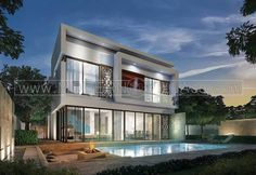 try new ways of attracting as remains in a rut Dubai property developers are offering increasingly generous terms to clinch in a softening market. Dubai Golf, Modern Lake House, Modern Villa Design, Property Investor, Royal Park, Property Development, Real Estate, House Design, Mansions