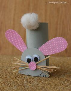 Depuis de nombreuses années, je teste de nombreux projets créatifs avec des rouleaux de papier-toilette. Voilà une partie de mes trouv...