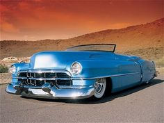 Classic Blue Cadillac ♥ App for Cadillac Warning Lights guide in App Store now http://Carwarninglight.com