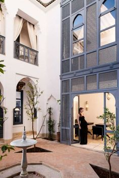 Property for sale in Marrakech : Fabulous ten bedroom 378m2 top Medina riad hotel (Morocco, Marrueccos, Maroc)