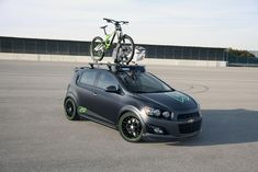 Cool Chevy Sonic!