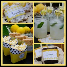 Summertime... Lemonade Stand Printables! And they are editable for customization!