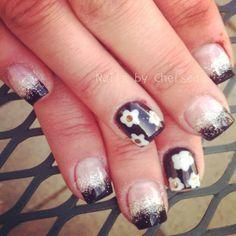 Marc Jacobs Daisy nails 2013