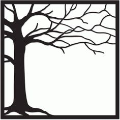 Welcome to the Silhouette Design Store, your source for craft machine cut files, fonts, SVGs, and other digital content for use with the Silhouette CAMEO® and other electronic cutting machines. Silhouette Clip Art, Tree Silhouette, Silhouette Design, Tree Stencil, Stencils, Button Tree, Tree Templates, Wood Burning Patterns, Winter Trees