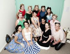 50's Themed Hens Party
