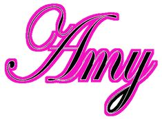amy name graphics - Google Search