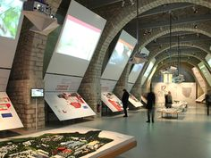 Campus 1 Environmental Graphic Design, Environmental Graphics, Exhibition Display, Museum Exhibition, Museum Lighting, Visual Merchandising Displays, Lighting Concepts, Museum Displays, Science Museum