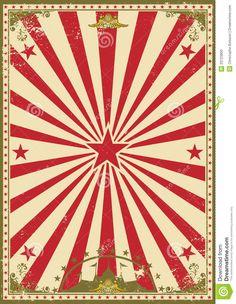 Circus Vintage Stock Photo - Image: 23723800