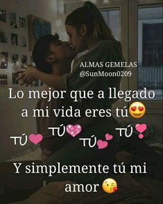 Love Of My Live, Love You, Love Qutoes, Frases Love, Cute Relationship Texts, Romance, Hilario, Love Phrases, Forever Love