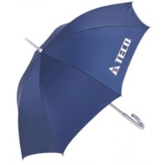 This stylish umbrella features a strong shaft and curved aluminium handle with unique spring loaded opening/closing mechanism. Advertising Tools, Company Party, Branding Template, Employee Gifts, Branded Gifts, Event Marketing, Corporate Gifts, Pantone Color, Things To Come
