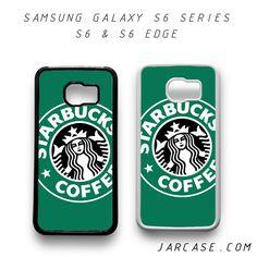 starbucks coffee Phone case for samsung galaxy S6 & S6 EDGE