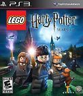LEGO Harry Potter: Years 1-4 (Sony PlayStation 3 2010)