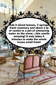 Would You Like To Make Your House Smell Wonderful? Hereu0027s How You Get It! Home  ScentsA ...