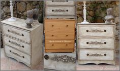 ... images about Relooking on Pinterest  Shabby chic, Shabby and Baroque