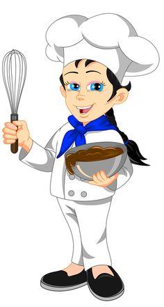 View album on Yandex. Cartoon Chef, Cartoon Kids, Cute Cartoon, School Clipart, Pics Art, Art Drawings For Kids, Pre School, Funny People, Views Album