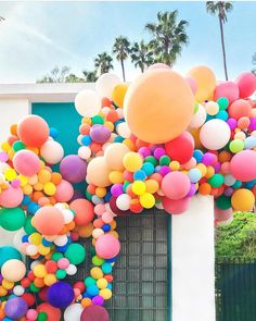 Isn't this the happiest thing you've ever seen?  #regram @geronimoballoons http://ift.tt/1JhoRaY