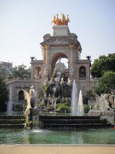 Spain-Barcelona-Absolutely Gorgeous