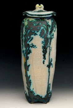 pinklady.jpg 500×743 pixels. Pottery by George Pearlman at stgeorgepottery.com