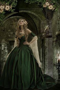 for gothic fantasy