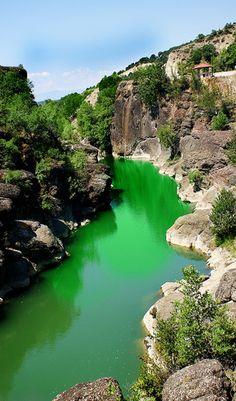 Venetiko River, Grevena, Greece