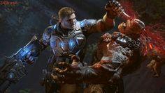 Gears of War 4, Mass Effect e mais games entram para o Xbox Game Pass em dezembro