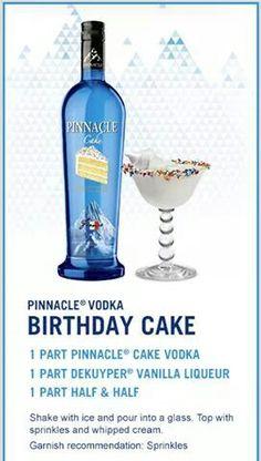 Iced cake vodka recipes Food cake tech
