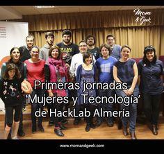 Primeras jornadas Mujeres y Tecnología en Almería