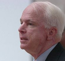 """McCain was a fierce opponent of Putin's Invasion of Chechnya describing it as """"a bloody war against Chechnya's civilian population."""" He stated """"Yes, there are Chechen terrorists, but there are many Chechens who took up arms only after the atrocities committed by Russian forces serving first under Boris Yeltsin's and then Putin's orders."""""""