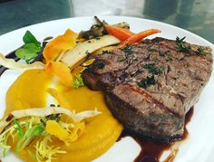 American picanha steak