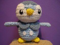 Tiffany Can Crochet many pokemon patterns