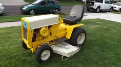 INTERNATIONAL CUB CADET 122 KOHLER K301 12HP Cub Cadet Tractors, Lawn Tractors, Ih, Lawn And Garden, Lawn Mower, Cubs, Outdoor Power Equipment, Vehicle, Vintage