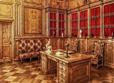 Berlin - Castle Charlottenburg Interior I by *pingallery on deviantART