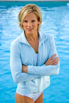 Swimmer Dara Torres Shares Her Workout Tips