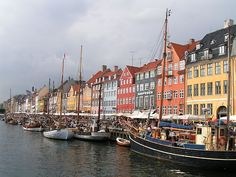Nyhavn (Copenhague) by aitormontse, via Flickr