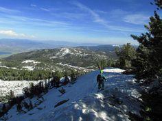 Stev Photo - Tamarack Peak